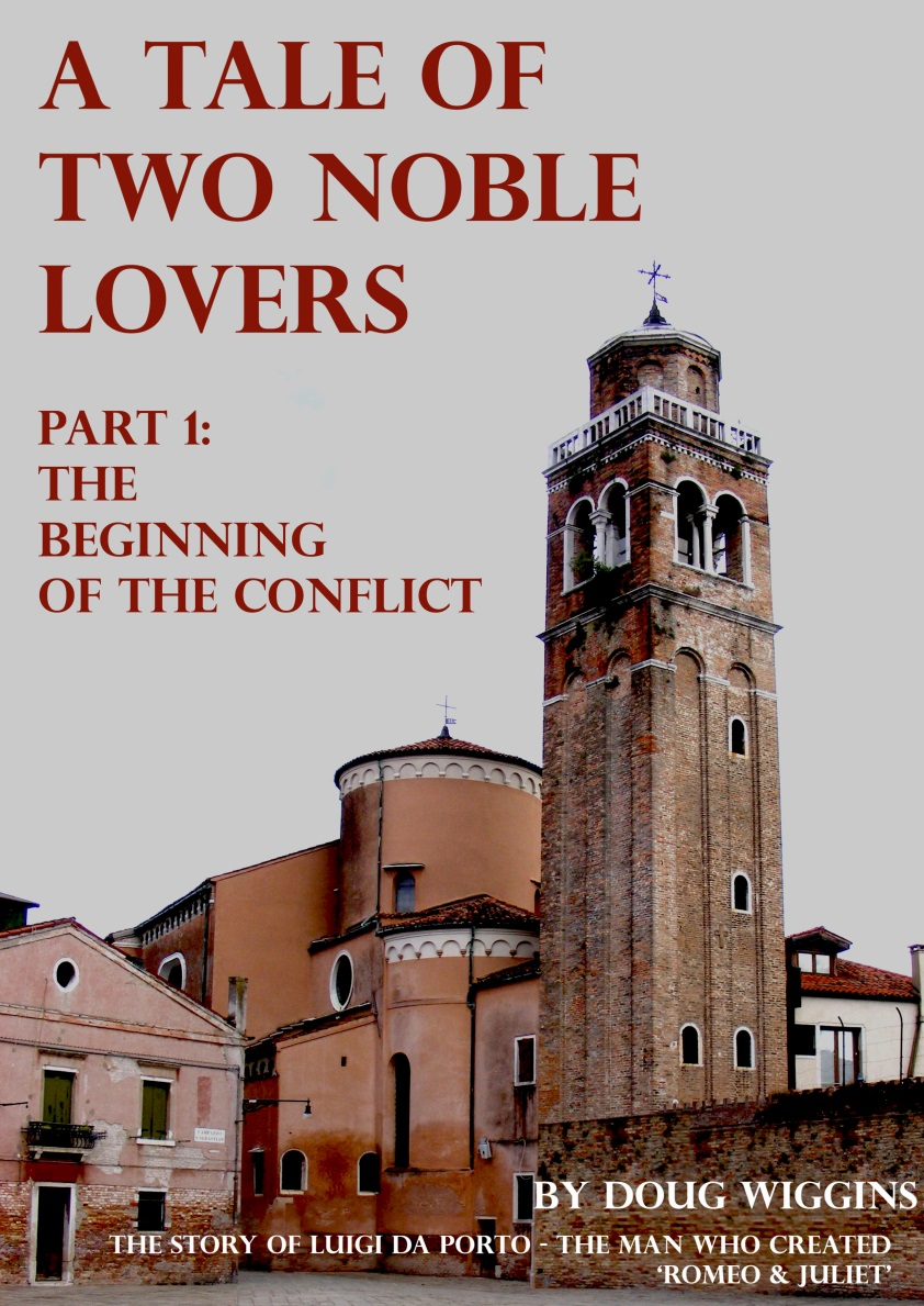 A TALE OF TWO NOBLE LOVERS - PART 1